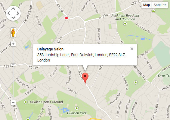 358 Lordship Lane , East Dulwich, London, SE22 8LZ.